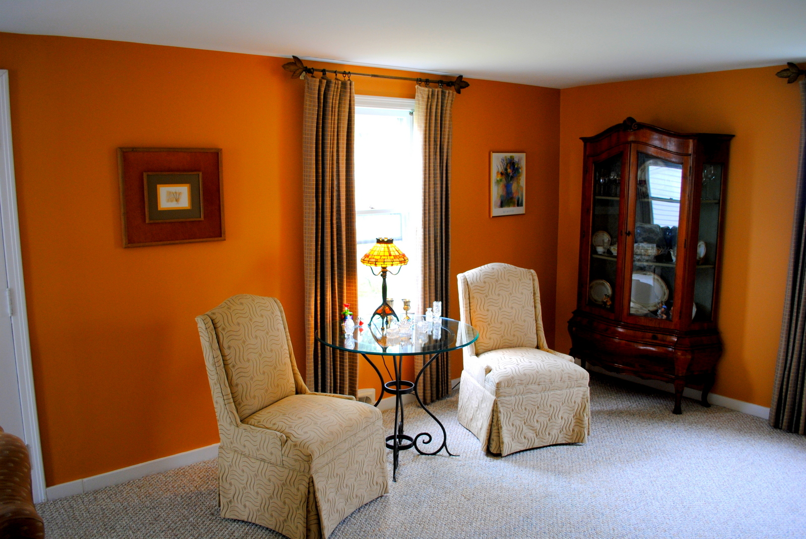 1000 Images About Pumpkin Walls On Pinterest Orange